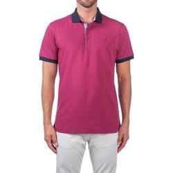 Oblečenie Muži Polokošele s krátkym rukávom Navigare NV82124 Fialový