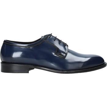 Topánky Muži Derbie Rogers 1044_5 Modrá
