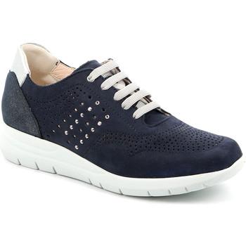 Topánky Ženy Nízke tenisky Grunland SC4874 Modrá