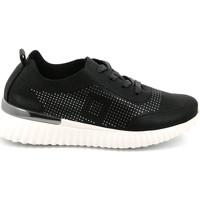 Topánky Ženy Nízke tenisky Grunland SC4905 čierna