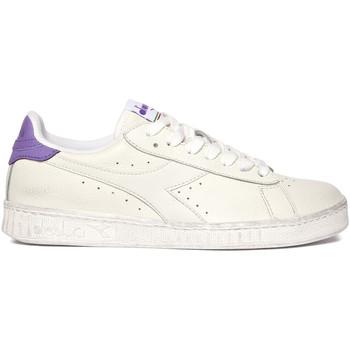 Topánky Ženy Módne tenisky Diadora 501160821 Biely