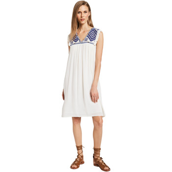 Oblečenie Ženy Krátke šaty Gaudi 011BD15007 Béžová