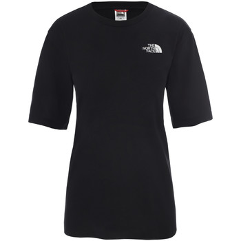 Oblečenie Ženy Tričká s krátkym rukávom The North Face NF0A4CESJK31 čierna