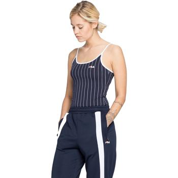 Oblečenie Ženy Blúzky Fila 687610 Modrá