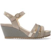 Topánky Ženy Sandále Mephisto P5132933 Béžová
