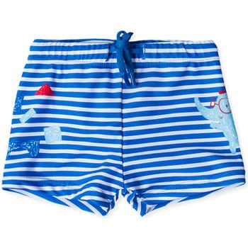 Oblečenie Deti Plavky  Losan 017-4000AL Modrá