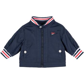 Oblečenie Deti Vetrovky a bundy Windstopper Chicco 09087485000000 Modrá