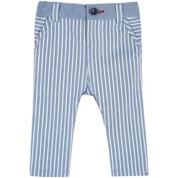Oblečenie Deti Padavé nohavice Chicco 09008111000000 Modrá