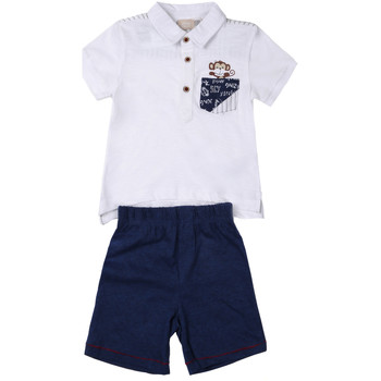 Oblečenie Deti Komplety a súpravy Chicco 09076417000000 Modrá