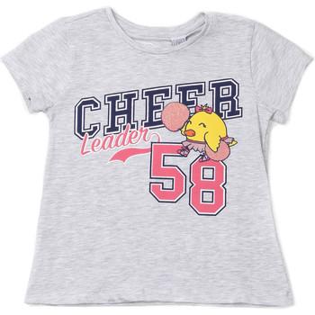 Oblečenie Deti Tričká s krátkym rukávom Chicco 09006955000000 Šedá