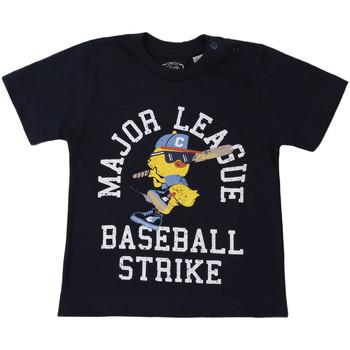 Oblečenie Deti Tričká s krátkym rukávom Chicco 09006918000000 Modrá