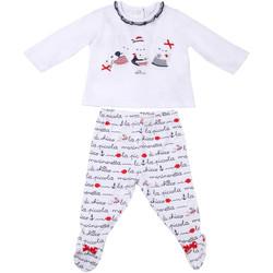 Oblečenie Deti Komplety a súpravy Chicco 09076457000000 Biely