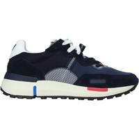 Topánky Muži Nízke tenisky Wrangler WM01121A Modrá