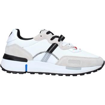 Topánky Muži Nízke tenisky Wrangler WM01121A Biely