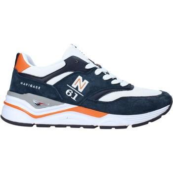 Topánky Muži Nízke tenisky Navigare NAM015260 Modrá