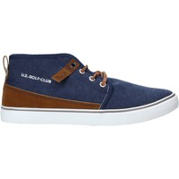 Topánky Muži Polokozačky U.s. Golf S20-SUS112 Modrá