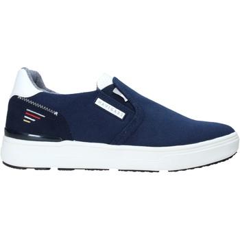 Topánky Muži Slip-on Navigare NAM018311 Modrá