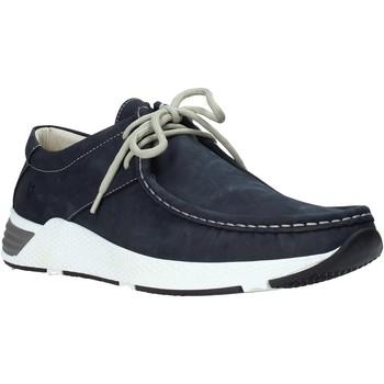 Topánky Muži Námornícke mokasíny Valleverde 11872 Modrá