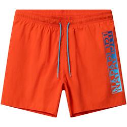 Oblečenie Muži Plavky  Napapijri NP0A4E1J Oranžová