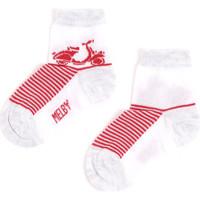 Doplnky Ponožky Melby 20S7630 Červená