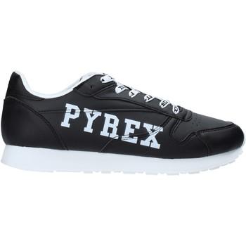 Topánky Muži Nízke tenisky Pyrex PY020208 čierna