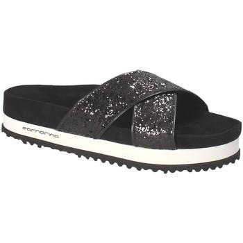 Topánky Ženy Šľapky Fornarina PE18SA2914 čierna