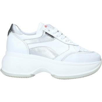 Topánky Ženy Nízke tenisky Exton 1575 Biely