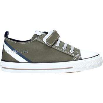 Topánky Deti Nízke tenisky U.s. Golf S20-SUK608 Zelená