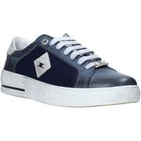 Topánky Muži Nízke tenisky Exton 177 Modrá