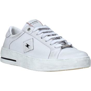 Topánky Muži Nízke tenisky Exton 177 Biely