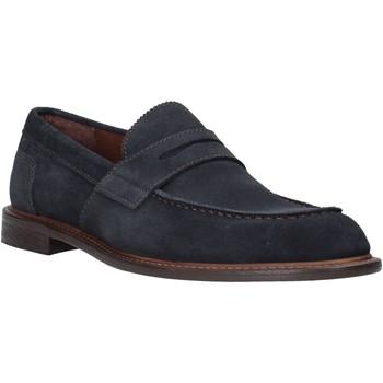 Topánky Muži Mokasíny Marco Ferretti 860003MF Modrá