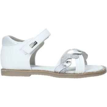 Topánky Dievčatá Sandále Miss Sixty S20-SMS752 Biely