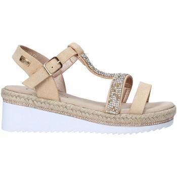 Topánky Dievčatá Sandále Miss Sixty S20-SMS785 Zlato