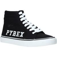 Topánky Ženy Členkové tenisky Pyrex PY020226 čierna