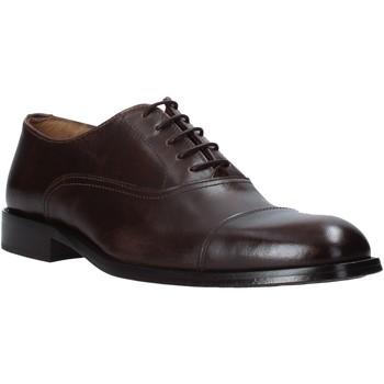 Topánky Muži Derbie Marco Ferretti 141113MF Hnedá