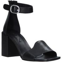 Topánky Ženy Sandále Mally 6866 čierna