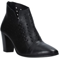 Topánky Ženy Čižmičky Mally 6878 čierna