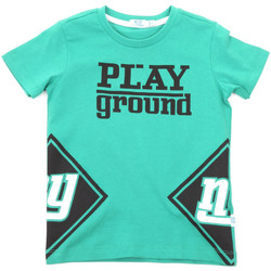 Oblečenie Deti Tričká s krátkym rukávom Melby 70E5544 Zelená
