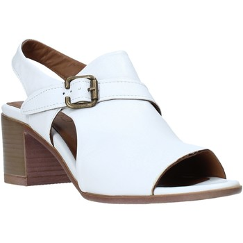 Topánky Ženy Sandále Bueno Shoes 9L102 Biely