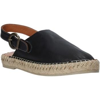 Topánky Ženy Sandále Bueno Shoes L2901 čierna