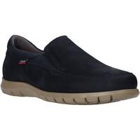 Topánky Muži Mokasíny CallagHan 81311 Modrá