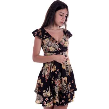 Oblečenie Ženy Krátke šaty Liu Jo FA0303 T4031 čierna