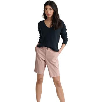 Oblečenie Ženy Šortky a bermudy Superdry W7110007A Ružová