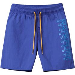 Oblečenie Deti Plavky  Napapijri NP0A4E4F Modrá