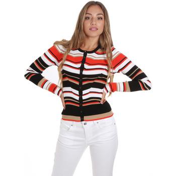Oblečenie Ženy Cardigany Liu Jo MA0084 MA99E Oranžová
