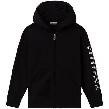 Oblečenie Deti Vrchné bundy Napapijri NP0A4EB1 čierna