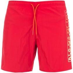 Oblečenie Muži Plavky  Napapijri NP0A4E1J Červená