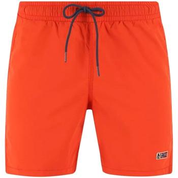 Oblečenie Muži Plavky  Napapijri NP0A4EB2 Oranžová