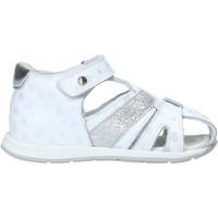 Topánky Dievčatá Sandále Melania ME0819A0S.A Striebro