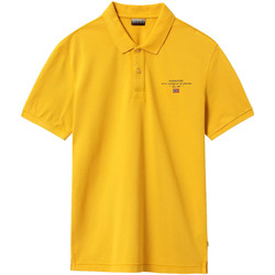 Oblečenie Muži Polokošele s krátkym rukávom Napapijri NP0A4EGC žltá